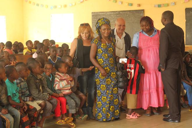 Un mes en Camerún